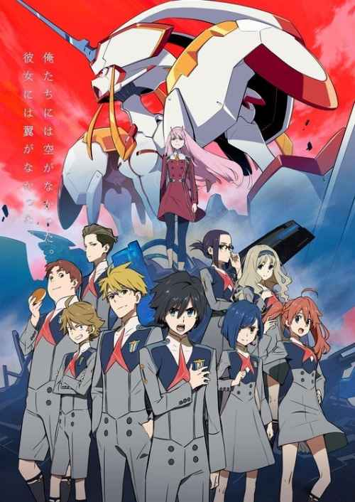Darling in the FranXX [26/26] [1080HD | 720P] [Sub Español] [Mega | Utorrent]
