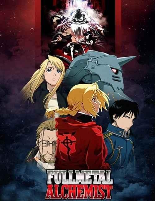 Fullmetal Alchemist Serie Completa Latino Japones 1080hd 720p Mega Descargar Animes Por Mega