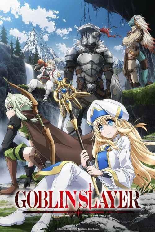 Goblin Slayer [12/12 + Esp] [1080HD | 720P] [Sub Español] [Mega | Utorrent]