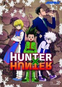 Hunter x Hunter 2011 [SERIE COMPLETA] [Sub Español] [Blu-Ray] [1080HD | 720P] [Mega]