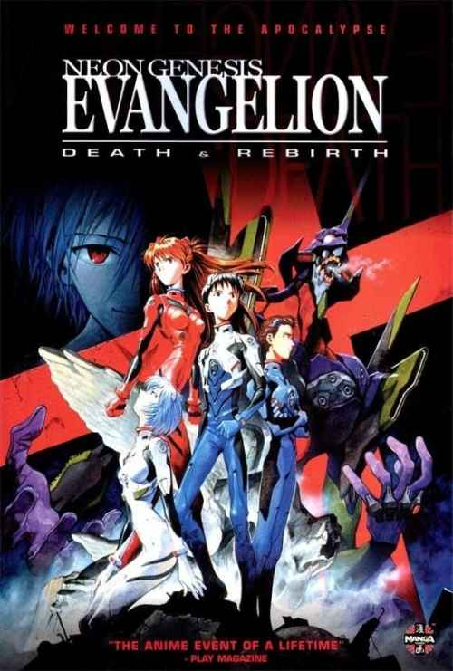 Neon Genesis Evangelion [26/26] [Latino/Japones] [720P] [Mega]