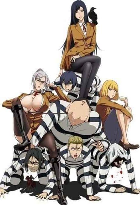 Prison School [12/12+OVA] [Sub Español] [1080HD | 720P] [Mega]