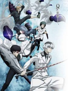 Tokyo Ghoul re Primera Temporada [12/12] [1080HD | 720P] [Sub Español] [Mega | Mediafire]