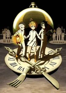 The Promised Neverland [12/12] [HD] [1080HD | 720P] [Sub Español] [MEGA & UTORRENT]
