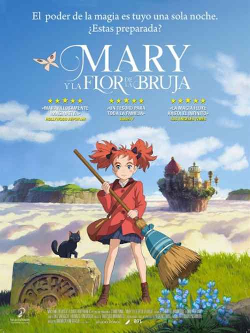 Mary to Majo no Hana [1/1] [Latino/Japones] [Blu-Ray] [1080HD] [MEGA]