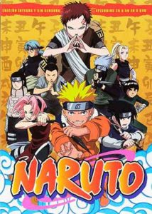 Naruto [220/220] [HD] [480] [Latino | Sub Español] [MEGA]