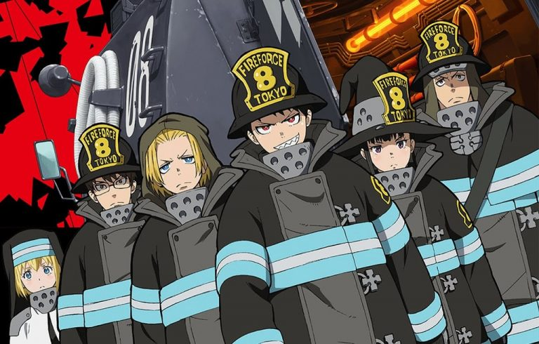 Fire Force [21/??] [HD] [720P] [Sub Español] [Mega | Mediafire]