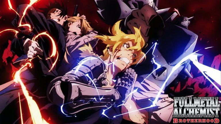 Fullmetal Alchemist Brotherhood [SERIE COMPLETA] [Latino/Japones] [Blu-Ray] [1080HD | 720P] [Mega]