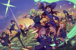 Little Witch Academia [25/25] [Blu-Ray] [Latino | Japones] [HD] [1080HD | 720P] [Mega | Google Drive]