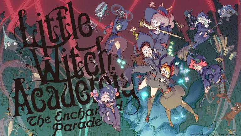 Little Witch Academia: The Enchanted Parade [01/01] [Blu-Ray] [Latino | Japones] [HD] [1080HD | 720P] [Mega]
