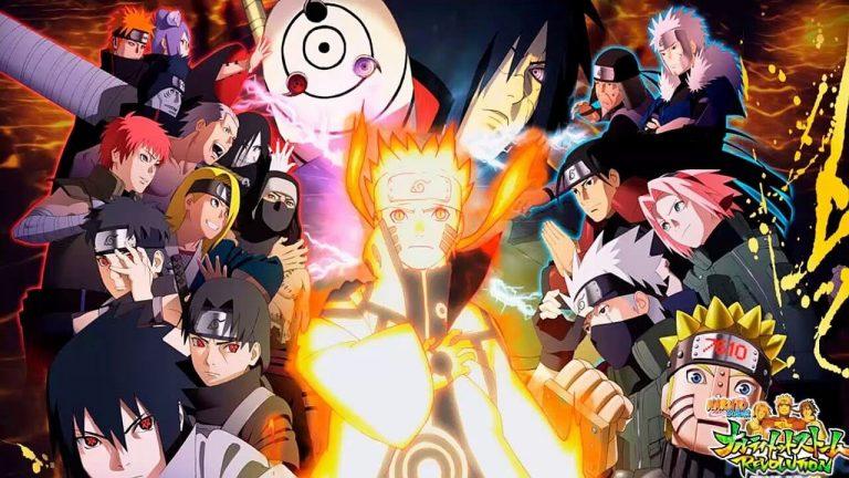 Naruto Shippuden [500/500] [HD] [720P] [Latino | Sub Español] [MEGA]