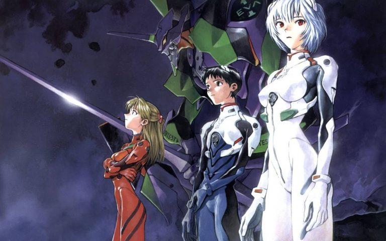 Neon Genesis Evangelion [26/26] [Latino/Japones] [Blu-Ray] [1080HD | 720P] [Mega | Google Drive]