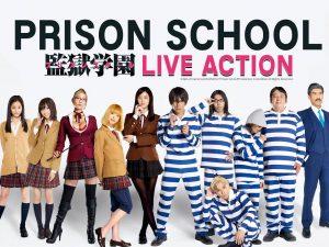 Prison School Live Action [9/9] [720] [Sub Español] [Mega | Google Drive]