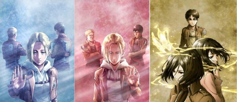 Shingeki no Kyojin Lost Girls [3/3] [Blu-Ray] [HD] [1080HD | 720P] [Sub Español] [MEGA]