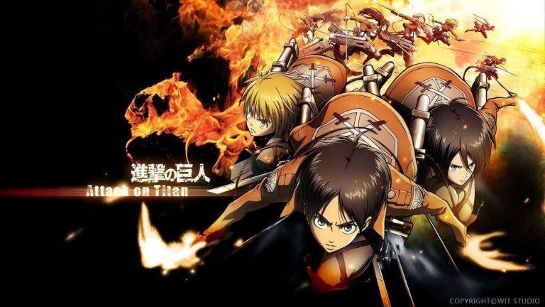 Shingeki no Kyojin Primera Temporada [25/25] [Blu-Ray] [HD] [1080HD | 720P] [Sub Español] [Mega | Utorrent]