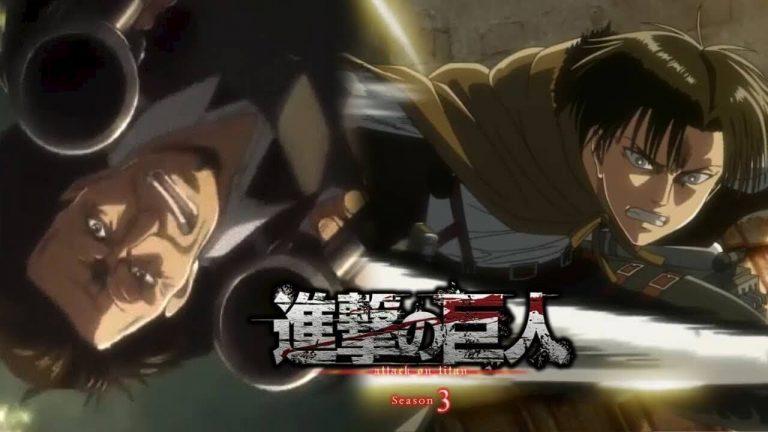 Shingeki no Kyojin Tercera Temporada [Parte 1] [12/12] [Blu-Ray] [HD] [1080HD | 720P] [Sub Español] [MEGA-TORREN]