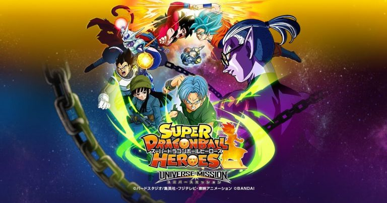Super Dragon Ball Heroes [17/??] [1080HD / 720P] [Sub Español] [MEGA]