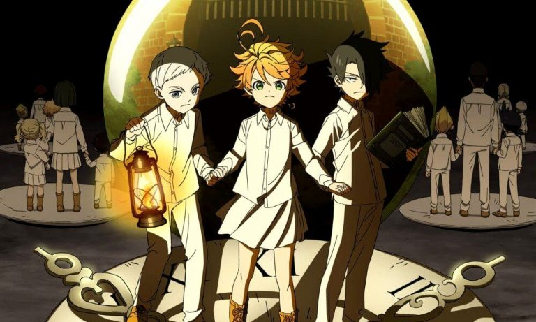 The Promised Neverland [12/12] [HD] [1080HD | 720P] [Sub Español] [Mega | Mediafire | Utorrent]