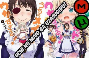 Uchi no Maid ga Uzasugiru! [12/12+OVA] [1080HD | 720P] [Sub Español] [MEGA-TORRENT]