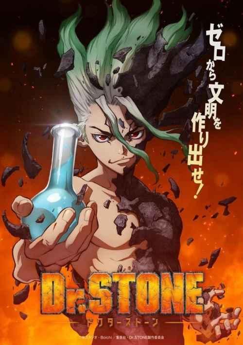 Dr Stone [24/24] [HD] [1080HD | 720P] [Sub Español] [Mega & 1fichier]