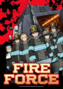 Fire Force [21/??] [HD] [720P] [Sub Español] [Mega | Mediafire]