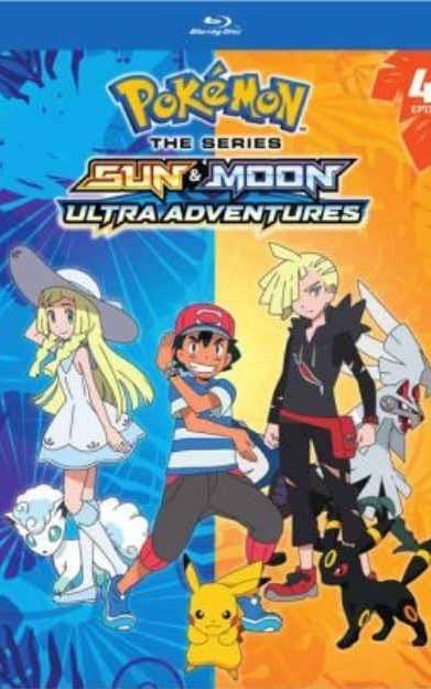 Pokemon Sun and Moon [146/146] [HD] [720P] [Sub Español] [MEGA]